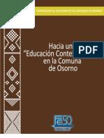 Hacia una Educación Contextualizada en la Comuna de Osorno