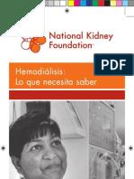 Hemodialysis Sp