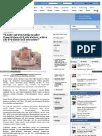 Strahlenfolter - Targeted Individuals - Würde auf den Gräbern aller Ermordeten ein Licht stehen, wären alle Friedhöfe hell erleuchtet - de_paperblog_com