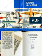 Airliners Since 1946 [Blandford]