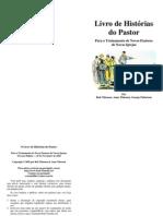 Livro de Histórias do Pastor - Para o Treinamento de Novos Pastores de Novas Igrejas