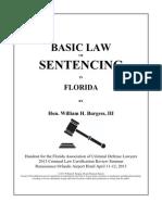 Florida Sentencing
