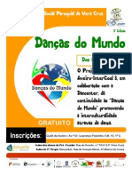 Cartaz danças do mundo36
