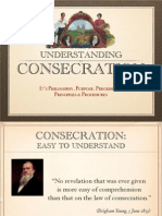 Understanding Consecration - Part 1