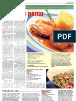 Carne de Porco Receitas Mitos