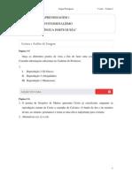 Portugues - 1º Ano do Ensino Médio Volume 2