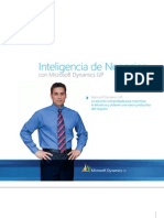 Inteligencia de Negocio Con Microsoft Dynamics GP