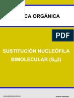 Cuaderno Sustitucion Nucleofila Bimolecular