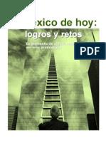 El Mexico de Hoy Logros y Retos