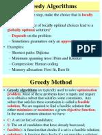 A09 Greedy Algorithms