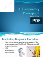 ATI Respiratory Powerpoint