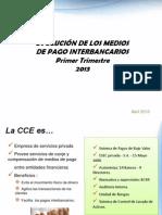 CCE - Presentación