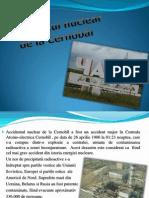 Accidentul nuclear de la Cernobâl