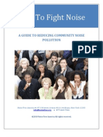 How to Fight Noise Manual