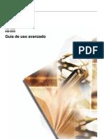 Manual de uso de kyocera 5050