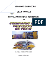 Libro Seminario TESIS CIVIL 2012