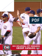 2013 Group Catalog - OKC RedHawks