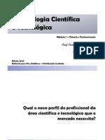 Módulo 1 - Ciência e Conhecimento