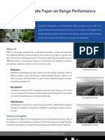 Thermal Infrared Imaging, Johnson Criteria DRI Detection, Recognition and Identification Performance and Range Explained.