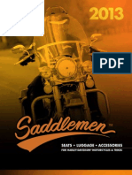2013 Saddlemen Harley-Davidson Catalog