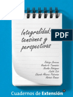 Cuadernos de extensión -  integralidad-tensiones y perspectivas