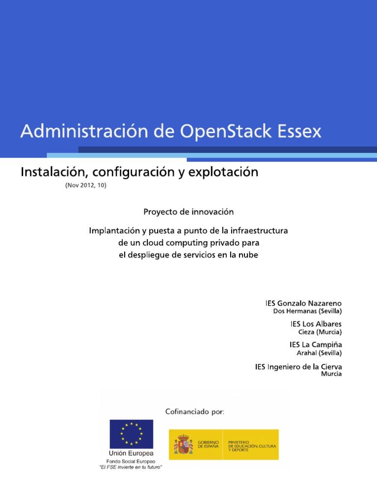 Admin OpenStack