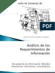 Análisis de los Requerimientos de Información