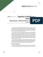 Agentes Inotropicos y Vasoactivos