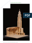 Notre Dame Du Raincy Model
