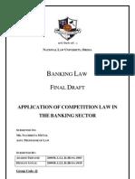 Banking Final Draft-Hemant and Adarsh