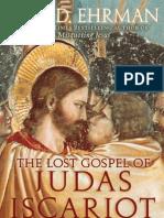 Lost Gospel of Judas Iscariot