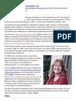 escritores guatemaltecos