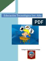 Educación Tecnológica 1er. Año