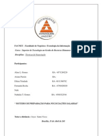 ATPS - tecnicas de negociação