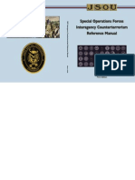 Special Operations Forces Interagency Counterterrorism Reference Manual, JSOU, 2009, Richard J. Campbell
