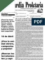 Vanguardia Proletaria No 408