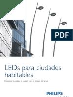 LED Para Ciudades Habitables