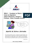 Apostila Matemática - Ciências e Tecnologia - Limites e Derivadas