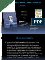 efecto invernadero y calentamiento global (1).pptx