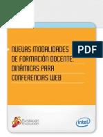 Formacion Docente.-conferencias Web