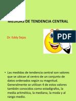 13.-Medidas de Tendencia Central