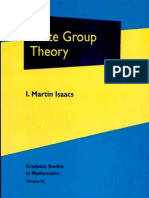 Finite Group Theory-Martin Isaac