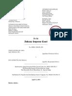 Utility Center, Inc. v. City of Fort Wayne, No. 90S04-1208-PL-450 (Apr. 11, 2013)