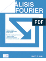Análisis de Fourier-Hwei P. HSU