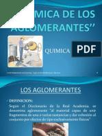 Quimica de Los Aglomerantes