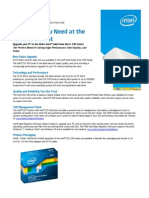 Intel Ssd 330 Productbrief