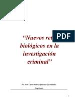 Informe Retos Biologicos Investigacion Criminal