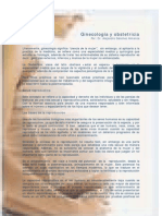 Ginecologia y Obstetricia