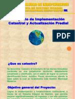 II Grupo de Capacitacion Catastro Independencia 2012