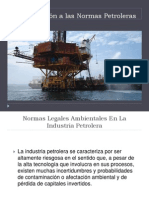 Introduccion a Las Normas Petroleras (2)